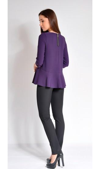 Кофта LOVELY OLGEN цвет фиолетовый