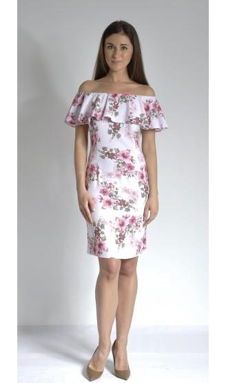 Платье LOVELY OLGEN цвет нежно-розовый