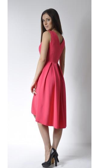 Платье LOVELY OLGEN цвет розовый