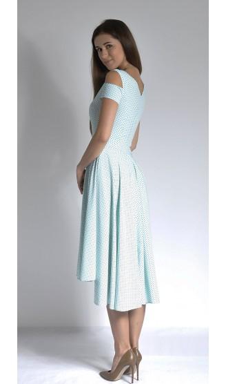 Платье LOVELY OLGEN цвет мятный