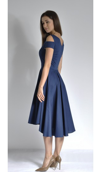 Платье LOVELY OLGEN цвет синий