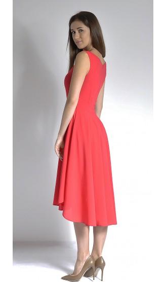 Платье LOVELY OLGEN цвет малиновый