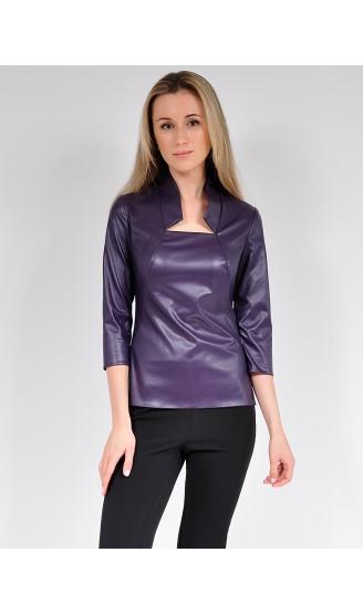Блузка LOVELY OLGEN цвет фиолетовый