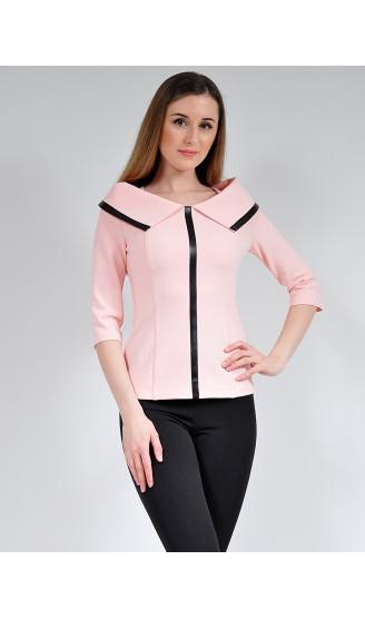 Блузка LOVELY OLGEN цвет розовый