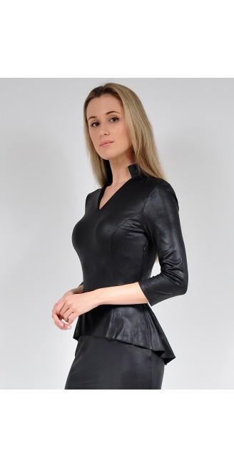 Блузка LOVELY OLGEN цвет черный