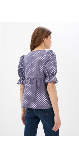 Блузка LOVELY OLGEN цвет серый
